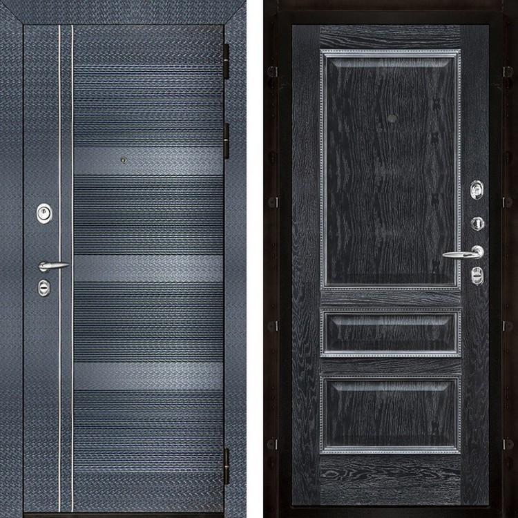 завод комфорт стальные двери