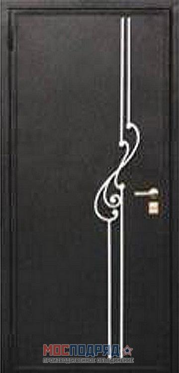 узоры на стальные двери