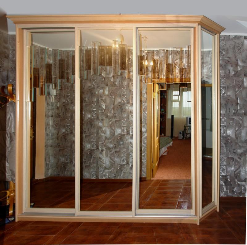 Шкафы-купе и корпусная мебель мосподрЯд.